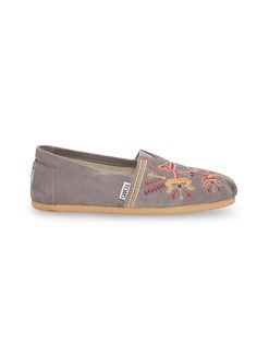 Give a pop of color to grey weather in these TOMS classics. Bohemian Boots, Cheap Toms Shoes, Types Of Girls, Tom S, Strappy Sandals, Fashion Lookbook, Color Pop, Clogs, Espadrilles