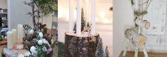 Baumstämme sind gratis aber Sie können damit auch eine Menge schöner Sachen machen! Die schönsten Weihnachtsdekorationen mit Baumstämmen!