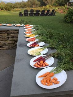 Organic Carrots from High Mowing Organic Seeds - used for a variety taste test as part of the Student Organic Seed Symposium. Yum! (photo from seedmatters.org)