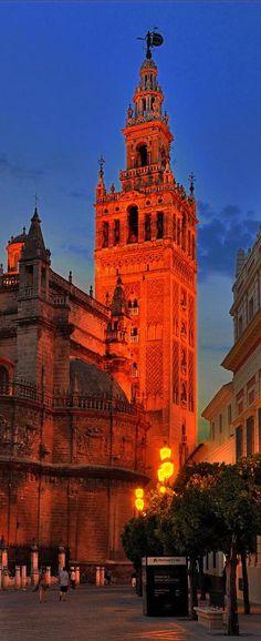La Giralda , Sevilla, Spain