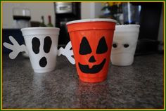 Creative Halloween Crafts for your Halloween party!
