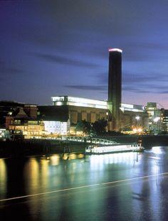 Tate Modern, London, United Kingdom, 2000   Herzog & De Meuron
