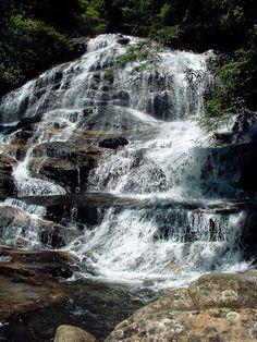 Hike: Middle Section of Glen Falls (Highlands)
