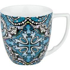 Waechtersbach Urbana 12 oz. Mug Color: Azur
