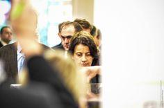 @CecileDuflot arrived at La Cité de l'Architecture et du patrimoine.