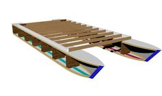 Pontoon Boat Plans Easy to build from common lumber. Get your set of Pontoon Boat Plans take a look at our pontoon boat plans page. Easy To Build From Common Lumber