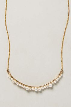 Pearlene Necklace - anthropologie.com