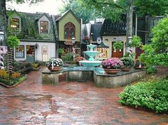 Shops in Gatlinburg, TN. this is such a quaint little area to grab a cup of coffee and sit for a bit and people watch.Village Shops in Gatlinburg, TN. this is such a quaint little area to grab a cup of coffee and sit for a bit and people watch. Gatlinburg Vacation, Gatlinburg Tennessee, Tennessee Vacation, Mountain Vacations, Dream Vacations, Vacation Spots, Vacation Destinations, Vacation Packing, Vacation Places