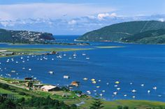Details about Knysna Lagoon, in Knysna, South Africa. Information and guide for Knysna Lagoon Beautiful Landscape Pictures, Beautiful Landscapes, South African Holidays, African Love, Knysna, African Countries, Travel And Leisure, Africa Travel, Beautiful Places