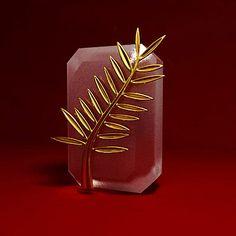 3D model of the Cannes film festival award