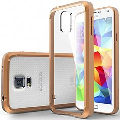 Galaxy S5 Case, Caseology [Fusion Clear] Samsung Galaxy S5 Case [Gold] Scratch-Resistant Cover Slim Fit TPU Protection Shock Absorbent Armor Bumper Galaxy S5 Case (for Samsung Galaxy S5 Verizon, AT&T Sprint, T-mobile, Unlocked) Caseology http://www.amazon.com/dp/B00IU1P1LO/ref=cm_sw_r_pi_dp_G9Y-tb18Q5FDR