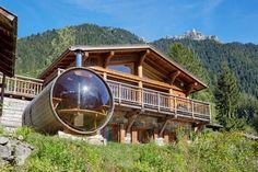 Beautiful surroundings in the Eco Lodge