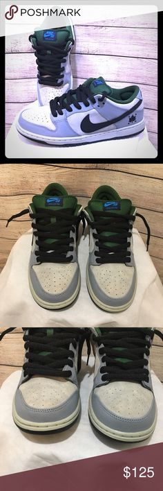 """e919fd00e1e8 ... Nike SB Dunk Low """"Maple Leaf"""" Men s Skateboarding Sneaker Size 10 LIKE  NEW!!! These sneakers are preowned in excellent"""