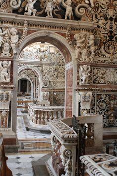 Gesù Ambulatorio Palermo Church , Sicily // by gerfaut.d.