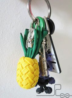 Paracord Ananas Mehr