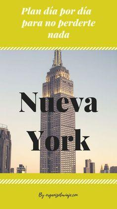 Itinerario Nueva York Travel List, Us Travel, Beach Photography Poses, Mexico Vacation, Willis Tower, New York City, Chicago, Nyc, World