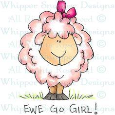 Ewe Go Girl!
