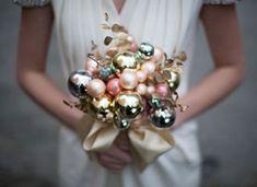 Make a DIY Ornament Bouquet