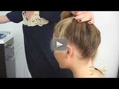 How To:  Quick and Easy Updos - 3 simple updos for the fashionista....ballerina chic, messy and sexy buns, and of course, the mini-twisted buns. See Andi Scarbrough of Byu-ti Hair Salon show us step by step how to do easy updos in under 5