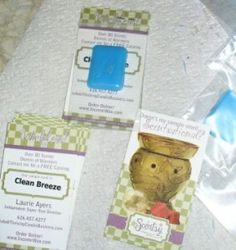scentsy samples