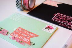 DIY: Fun with Envelopes- By Fleur d'Elise