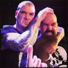 Phil Anselmo&Kerry King