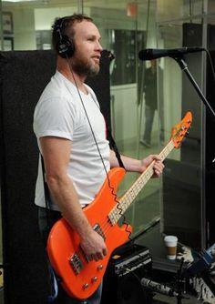 Jeff Ament..Love him..