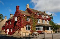 Bell Inn: Stow-on-the-Wold by Canis Major, via Flickr
