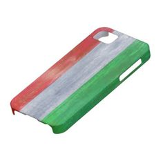 Shop Hungary distressed Hungarian flag Case-Mate iPhone Case created by Nekoni. Hungarian Flag, National Flag, 5s Cases, Iphone Se, Hungary, Flags