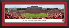North Carolina State Wolfpack Panoramic Picture NCSU $199.95