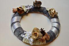 WONDERLAND: Corona d'avvento 3.0. Advent wreath 3.0.