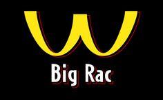 BIG RAC T-SHIRT, tshirthell.com
