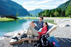 Wellness-Sommer in den Bergen oder am Meer. Bergen, Medical Wellness, Hotels, Am Meer, Mountains, Nature, Travel, Summer, Naturaleza