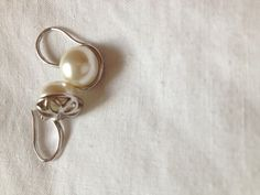 I love pearls. Bijoux