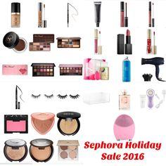 Sephora Holiday Sale 2016 Info & Recommendations https://youtu.be/DPQ5-SyPGto #vib #vibrouge #novembersale #sephorasale #sephoravibsale2016