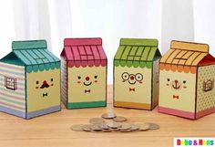 $18.21 for one lot of 20 pieces--cute coin banks!