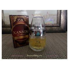 XANADU 24K Gold Serum Review by Ivey G