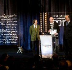 Prix Roman France Télévisions 2013