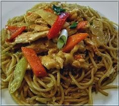 Recipes, bakery, everything related to cooking. Pasta Recipes, Chicken Recipes, Hungarian Recipes, Hungarian Food, Arabic Food, Sweet And Salty, Wok, Spaghetti, Food And Drink