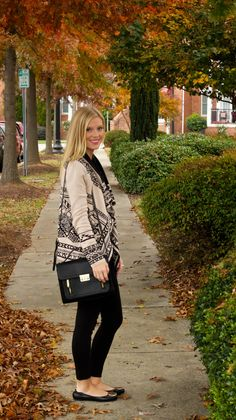 Aztec Sweater - Life with Emily