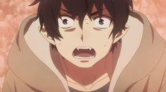 Capturas del episodio 10 del Anime Ao no Exorcist: Kyoto Fujouou-hen.