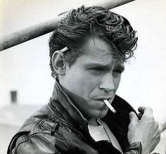 Kenickie   First crush at five years old.