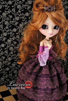 Lucrecia (clothes by Aaliyoh Boy) | Flickr - Photo Sharing!