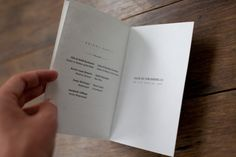 Oh So Beautiful Paper: Kristina + Jon's Sydney Harbor Fabric Wedding Invitations