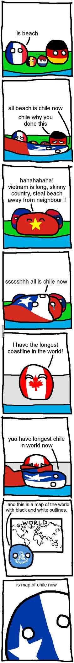 This is a Post in 9gag. all is chile now...