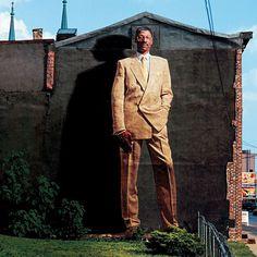 Philadelphia Mural Arts Project Dr. J