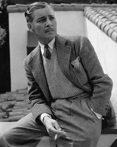 """"""" Ronald Colman, 1940s """""""