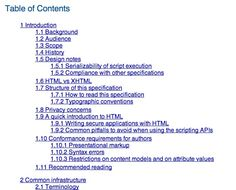HTML5 EDITION FOR WEB AUTHORS ➤  A vocabulary & associated APIs for HTML & XHTML