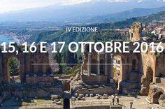 Dal 15 al 17 ottobre a #Taormina all' #Hotel #Diodoro si riuniranno i protagonisti del #wine & #food italiano, oltre che i talenti emergenti dell' #enogastronomia. #gourmet #cronache #gusto #sicilian #wine #awards