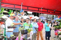 Se realizó jornada de educación en la plaza de Bolívar: reciclar es conservar
